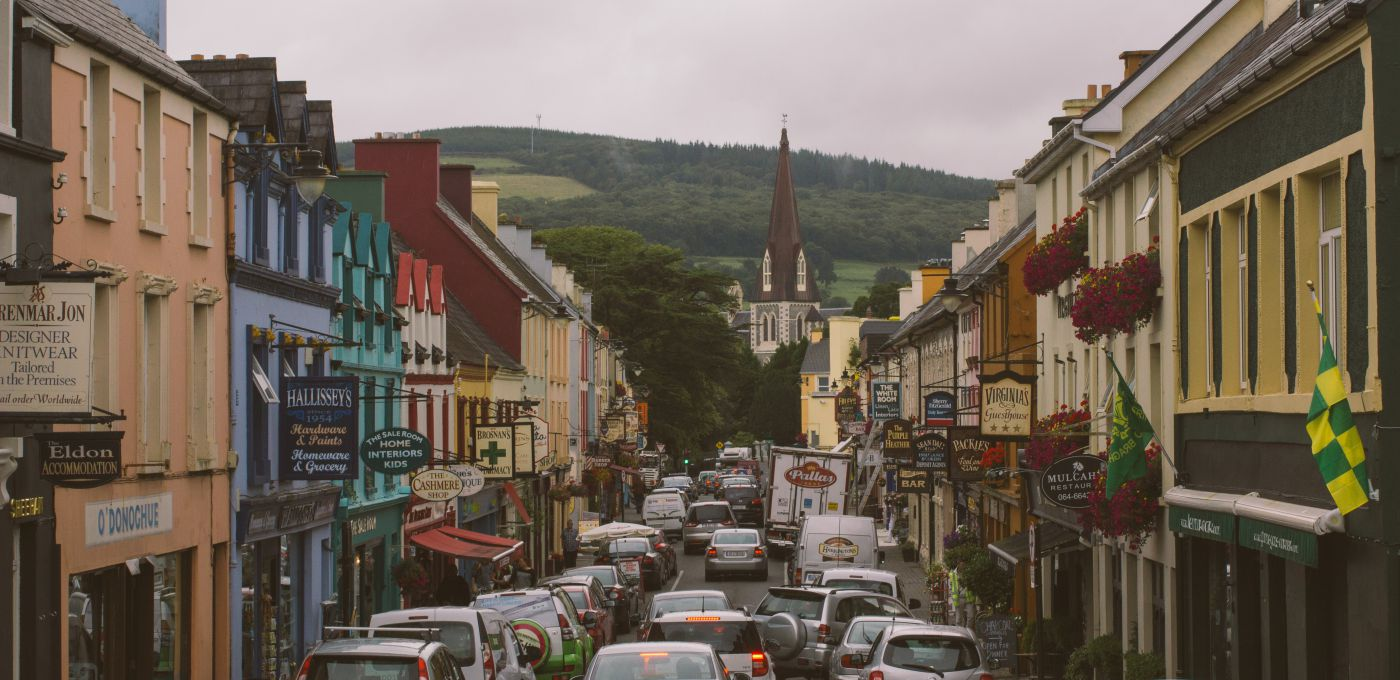 Kenmare Ireland  city photo : About Kenmare, Ireland Kenmare.com