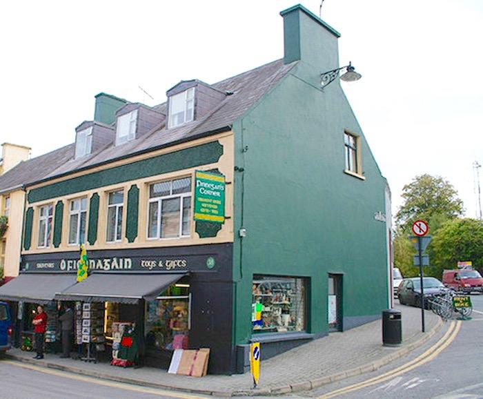Finnegans Corner
