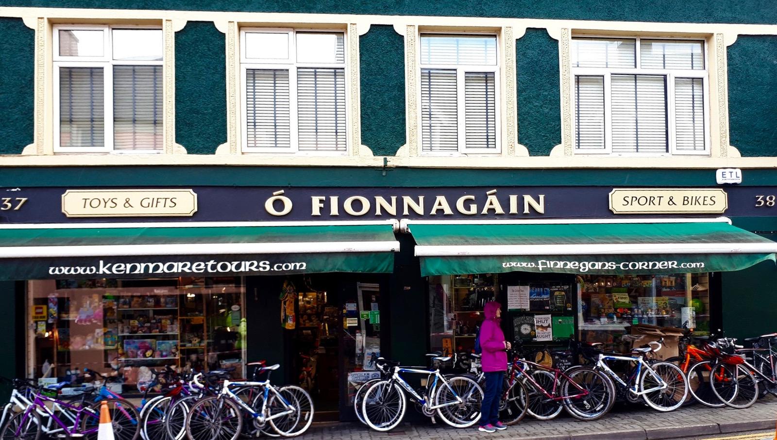 Finnegans Front