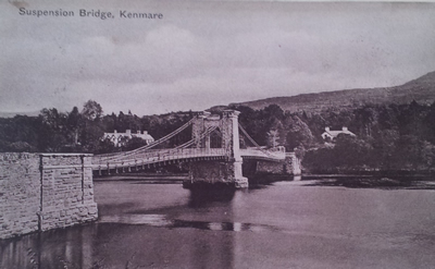Old Kenmare Suspension Bridge